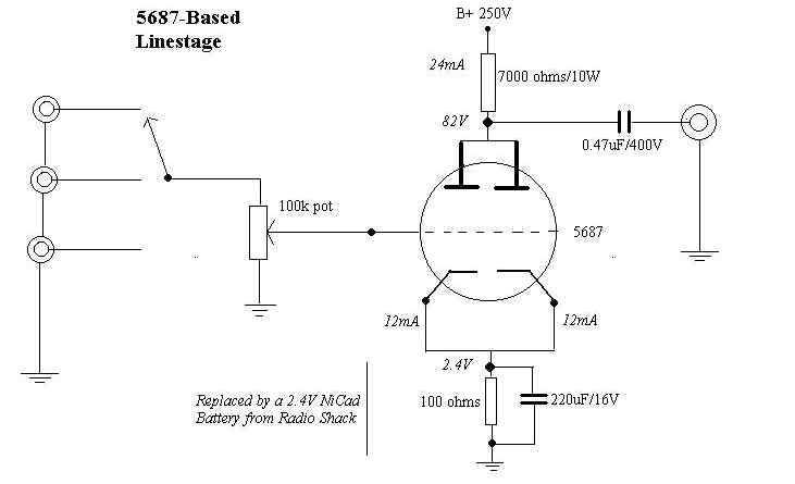 stk3152前级电路图